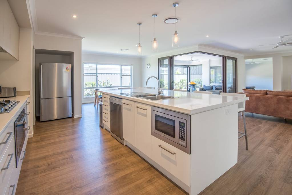 A renovated property on the Sunshine Coast, Queensland
